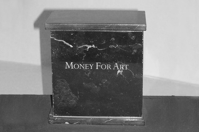 Money for Art