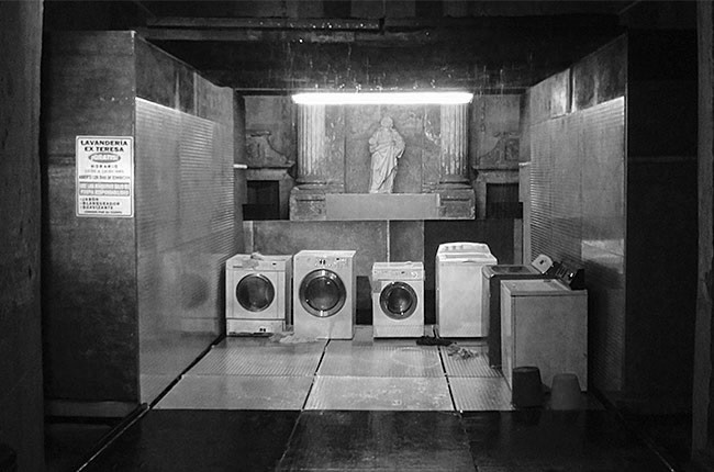 The Laundromat