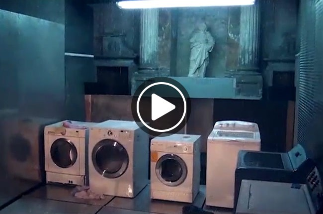 The Laundromat - video